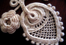 Crochet, knit, embroidery