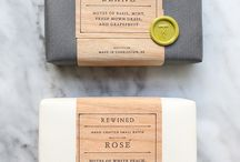 Packaging Ideas / Packaging your soap is an important part of the selling process. here are some ingenious tips, ideas and inspiration we have gathered from Pinterest.