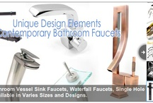 Bathroom Faucets / eModernDecor.com offer a vast variety of bathroom faucets, whether you are looking for single hole faucets, vessel filler faucets, widespread faucets, or waterfall faucets, we have them all!