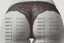 butt work-out