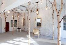 salon and spa interiors