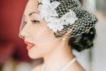 inspiration - accessories / Accessory love: shoes, headpieces, jewellery and general wedding prettiness.