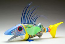 peix de plastic