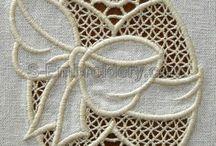 Velikonoce lace