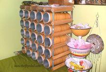 DIY Storage and Organization