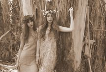 Lookbook: Sisters of the Woods / Lookbook for Fall 2013