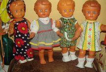 Vintage & Retro panenky / Vintage & retro dolls