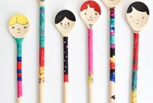 Wooden Spoon Options