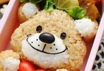 Bento Boxes / Here are some great, healthy and fun ideas for bento boxes!