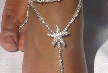 bijoux pieds