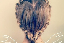 Romantic Hairstyles for Valentine's Day / We love a sweet, soft, romantic look for Valentines Day! Whether you have a date or are celebrating a GALentine's Day, these tutorials and styles are fun to try!