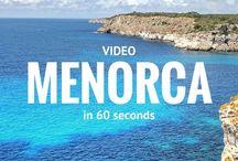 Menorca / Travelator Media Campaign - May 2016 #MustSeeMenorca