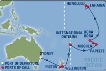 Honeymoon / Transpacific cruise Royal Caribbean da Honolulu a Sydney