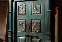 Door's of note .. / Glorious door thingz