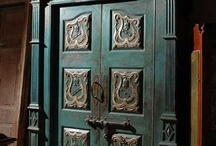 Doors. / by Nicole Rashid