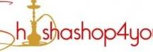Willkommen im Wasserpfeiffen und Shisha Shop