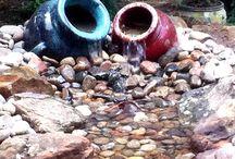 Oczka wodne i fontanny