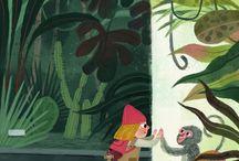 ilustraciones para cuentos