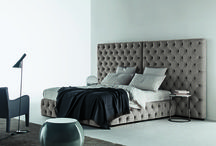 MERIDIANI EDITIONS TUYO bed Collection / Perfectly suited