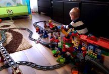 LEGO  DUPLO  TRAIN / LEGO DUPLO Our inspiration with my son Max.