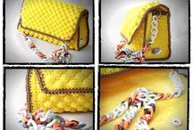 crochet bags DM handmade / DM handmade  Borse fatte a mano