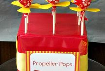 Helicopter birthday party / by Jessica Frazier