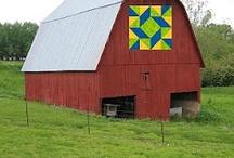 Barn Quilt Blocks / by Anne Baird