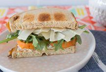 Snacks [Vegan][Veggie] / Opções de lanches Veganas e Vegetarianas