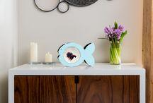 DIY Betta Fish Bowl Ideas / Creative, fun, modern, and stylish homes for your Betta Fish!