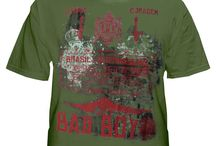 Bad Boy MMA and Pike Clothing