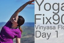Yoga fix in 90 :)