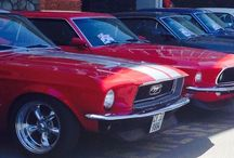 Mustang 50th Celebrations / Celebrating 50 Years of #Mustang - South Africa Celebrations held in #Johannesburg and #CapeTown