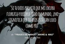 frases de anime