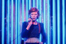 David Bowie by Bob Gruen