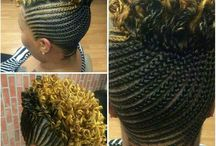 African Weave