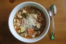Soup ~ Chowder ~ Bisque ~ Gumbo ~ Chili / by Traci Drennan