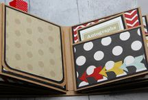 Mini Album, Paper Albums, Álbum Scrap / Scrap