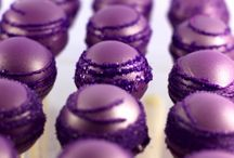 Wedding Inspiration for A+R / Wedding colors are eggplant and they would like to incorporate some Shamrocks