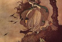 Fairy Stories / by Jasmine Zerbe-Moore