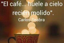 Oh Café! cafeínalover ☕ / frases y recetas con café