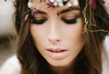 FLOWER BRIDAL CROWNS
