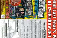 Timonium Motorcycle Show / The Big One! Stay up to date and plan to be there!