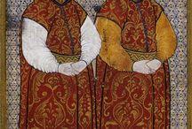 Ottomanische Miniaturen