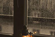 rain ↓↓