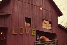 Barnwood Inspiration / Love the look of all things barnwood? We do too!