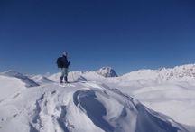 Winter in Abruzzo / http://bit.ly/1LkkudC