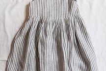 Linen dress / Linen dress