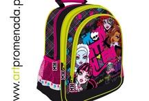 Monster High  / Monster High plecak
