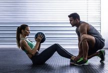 personal trainer photoshoot