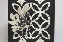 cards - lattice die